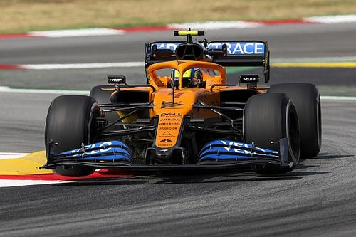 "Norris: Hardest tyres felt like ""garbage"" during practice"