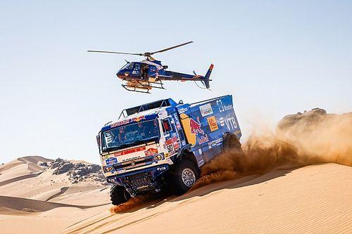 Dmitry Sotnikov Kampiun, Kamaz Kuasai Dakar 2021