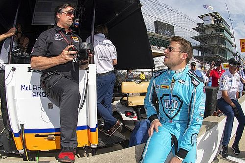"""Michael Andretti """"supports and respects"""" Marco's career decision"""