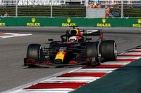 Le clipping du moteur Honda a handicapé Red Bull à Sotchi