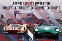 Livestream: Le Mans Esports Super Final – for 1970s & '80s cars