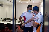 Marc Marquez faces six-month layoff after third surgery on arm