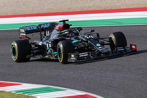 Wolff: Beperking motorstanden 'prikkel' voor ontwikkeling Mercedes