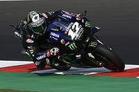 La grille de départ du Grand Prix MotoGP d'Émilie-Romagne