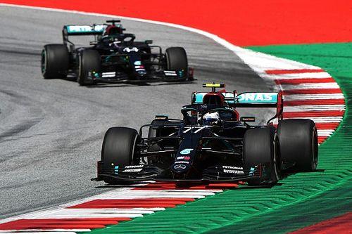 فوز بوتاس بسباق النمسا لم يكن سهلاً بسبب مخاوف الانسحاب