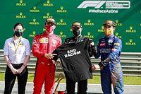Austria, Abu Dhabi, Brasil, tres carreras, tres mujeres a podio