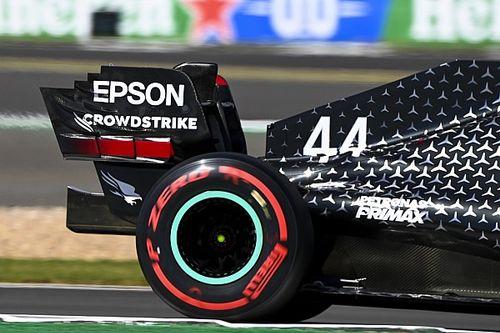 GALERÍA: las imágenes del viernes del GP 70 Aniversario F1