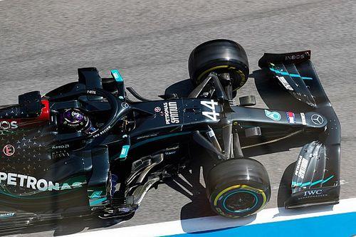Mercedes впала в отчаяние после тренировок: «Мы во тьме. На машине Льюиса проблемы»