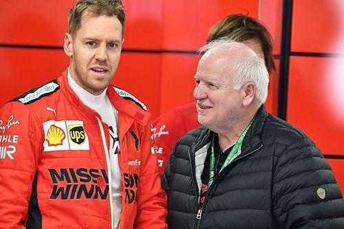 """Red Bull heeft Vettel al geïnformeerd: """"Verstappen is onze man"""""""