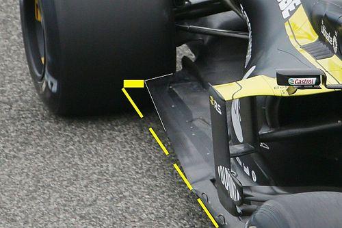 GALERÍA TÉCNICA: últimos desarrollos de los F1 en Bahrein