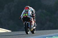 Andalusia Moto3: Suzuki wins as Arenas crashes out
