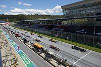 F1计划在2021年举行23场比赛