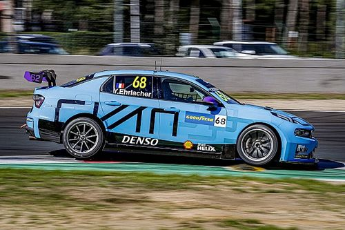 WTCR: Ehrlacher guida la tripletta Lynk & Co in Gara 2 a Zolder