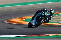 Teruel MotoGP: Morbidelli wins from Suzuki's Rins and Mir