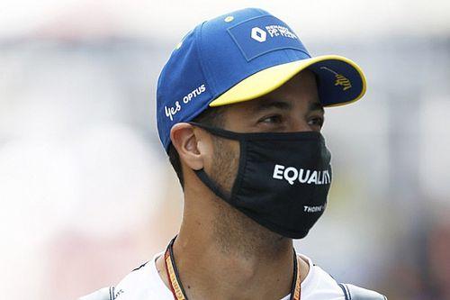 Ricciardót csak feltüzelte a tegnapi büntetése