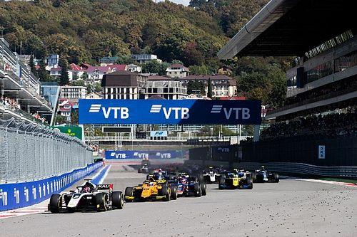 Formule 2 voegt Sochi toe aan kalender 2020