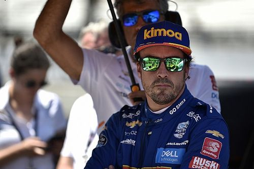 迈凯伦为阿隆索无缘Indy 500公开道歉