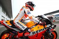 Marquez lidera la primera sesión del test de MotoGP en Jerez