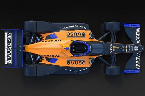 Arrow McLaren SP launches all-new 2020 IndyCar livery