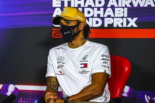 'Hamilton legt forse salariseisen neer bij Mercedes'