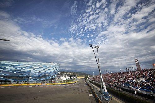F1: ecco gli orari TV di RSI, Sky e Canal+ del weekend del GP di Russia