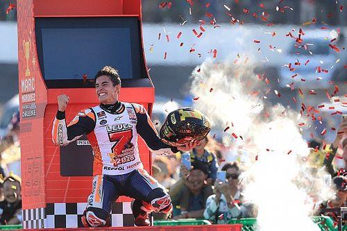 Babyface mit Killerinstinkt: MotoGP-Weltmeister Marc Marquez im Porträt
