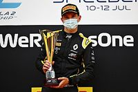 Lundgaard, nuevo ganador en la Fórmula 2