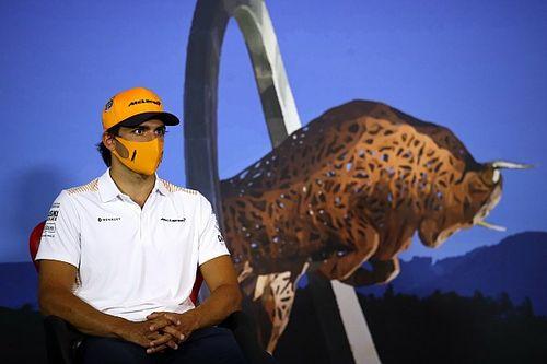 """Sainz: """"Si en un fin de semana relativamente malo fui quinto..."""""""