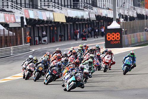 Moto2, Moto3 entry lists revealed for 2021 season