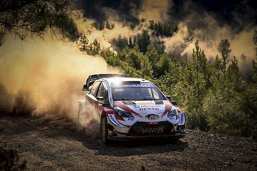 WRC, Rally Turchia, PS7: Neuville super, Ogier torna secondo