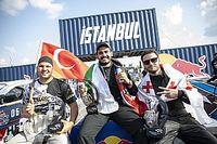 10 bin İstanbullu Red Bull Car Park Drift Dünya Finali'ni izledi