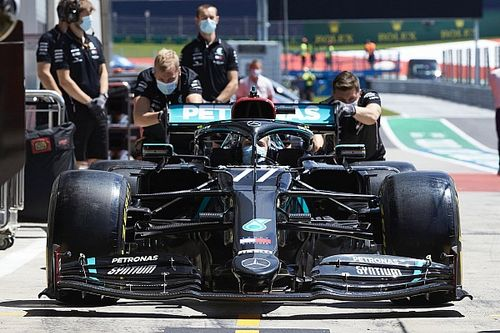 Austrian Grand Prix: Thursday's best F1 images