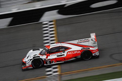 IMSA Daytona: Montoya tops first practice for Acura Penske