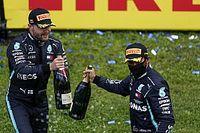 """Mercedes: """"Red Bull zal zeer sterk zijn in Hongarije"""""""