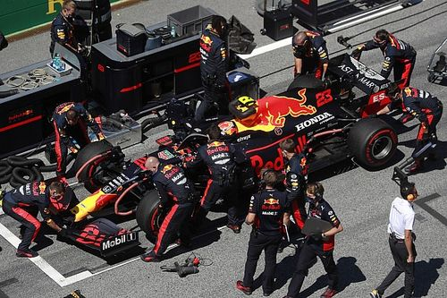 Red Bull: Stratégiailag erősek voltunk, a Hondának részletes jelentést kell készítenie