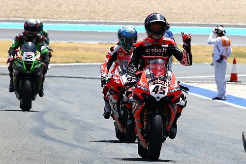 Jerez WSBK: İkinci yarışı Redding kazandı, Toprak 3. oldu!