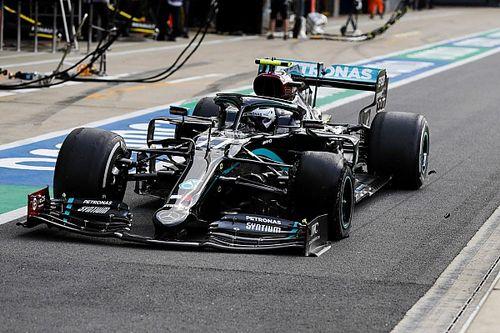 """Bottas, crítico con Mercedes tras su reventón: """"Había avisado al equipo..."""""""