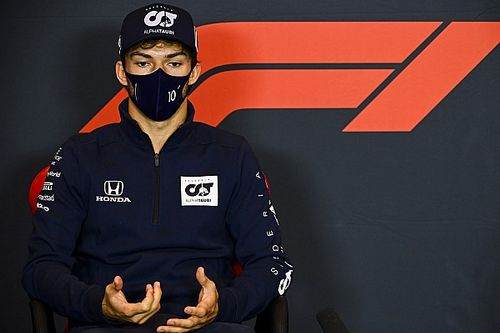 "Horner: Reasons for AlphaTauri stay ""made clear"" to Gasly"