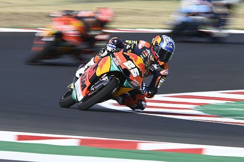 Moto3エミリア・ロマーニャ予選:フェルナンデスがポール獲得。日本勢は鳥羽が7番手に