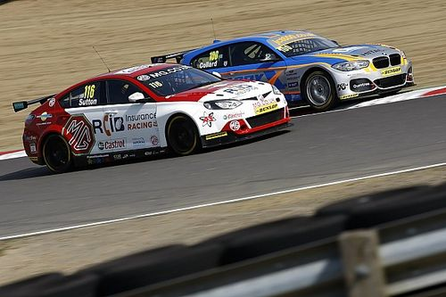 سوتون أول المنطلقين في الجولة الثانية من بطولة بي تي سي سي