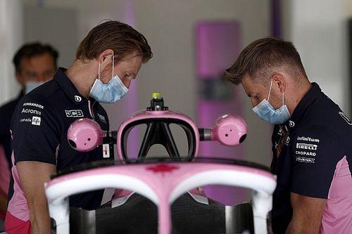GALERÍA: primeras imágenes de la F1 2020 en Austria