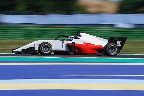 Formula Regional: DR Formula al top nei test di Misano
