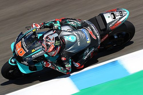Quartararo bestraft voor overtreden testregels MotoGP