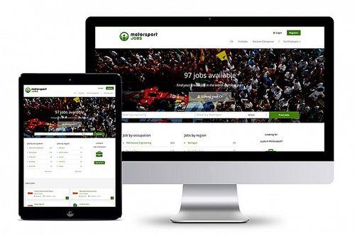 Motorsport Network lance Motorsportjobs.com, plateforme d'offres d'emploi en sports mécaniques