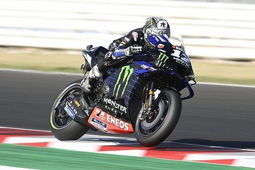 Viñales stormt in Misano naar derde pole-position van het seizoen