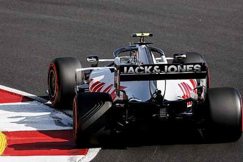 Haas: Overheating rear suspension is altering ride height