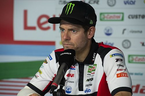 Crutchlow explains bizarre slip that caused latest injury