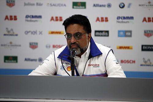 إصابة مدير فريق ماهيندرا بفيروس كورونا عشيّة استئناف موسم الفورمولا إي