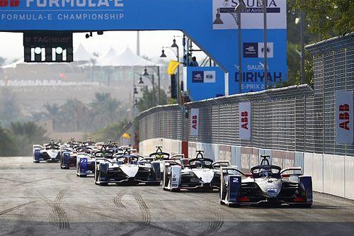 Формула Е подтвердила первый этап сезона