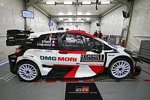 WRC: Ogier rallentato... dai freni! Sordo, c'è un rumore sospetto